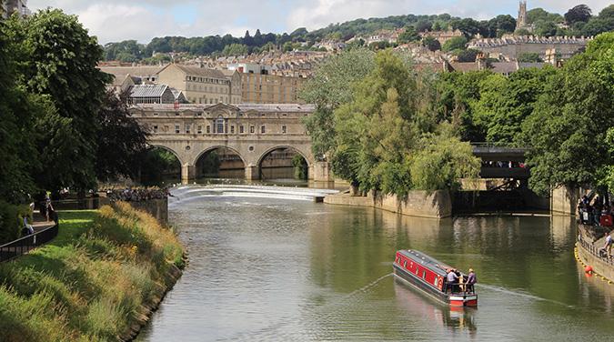 Bath Student Tours 2018 Bath Panorama