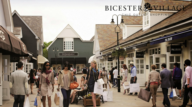 Shopping Day Tour to Bicester Village 2017