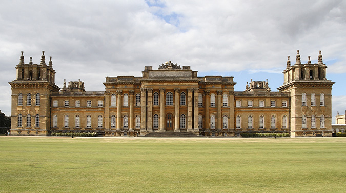 Student Tours to Blenheim Place & Cotswolds 2017