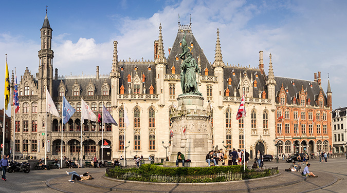 Student tour to Amsterdam & Bruges 2017