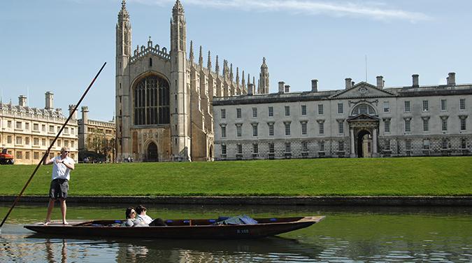 Student Tour to Cambridge 2017