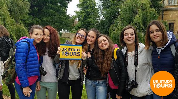 Student Tour to Cambridge 2018