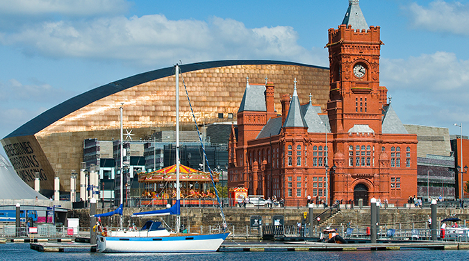 Student tour to Cardiff & Wales 2017