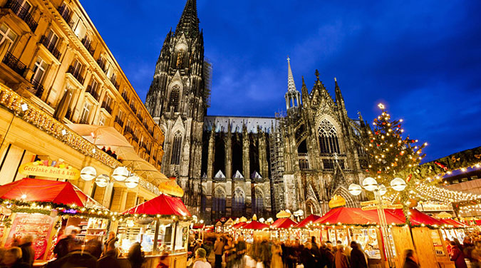 Belgium & Germany (Brussels & Cologne Christmas Markets)