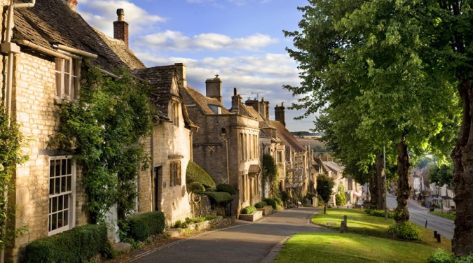 Student Tour to Cotswolds 2018