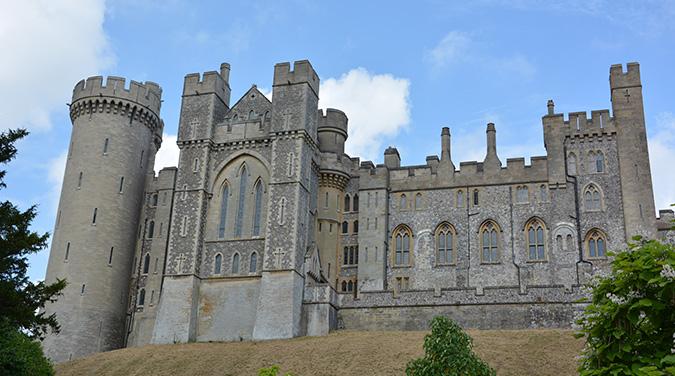 Student tour to Canterbury & Dover Castle 2017