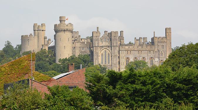 Canterbury & Dover Castle