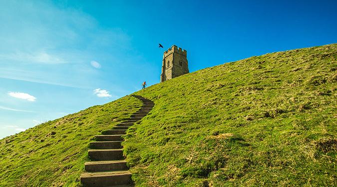 Student tour to Glastonbury & Cheddar Gorge 2018
