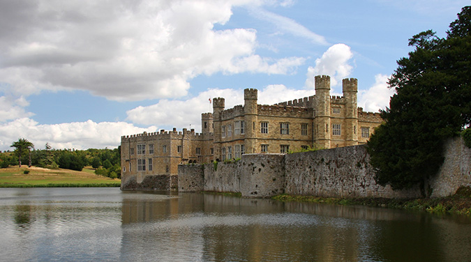 Student tour to Canterbury & Leeds Castle 2018