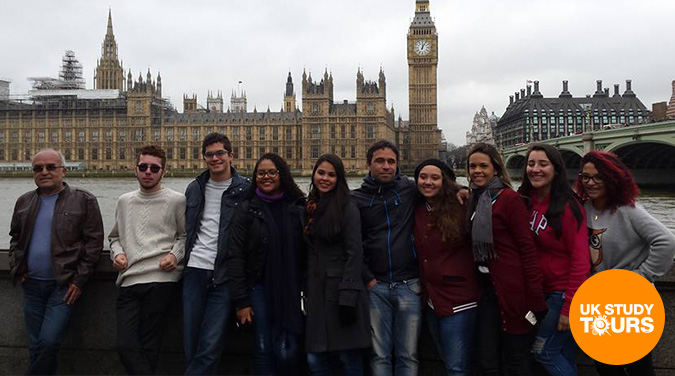 Student tour to London 2018