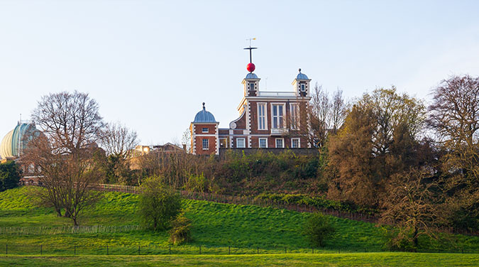 City of London & Greenwich