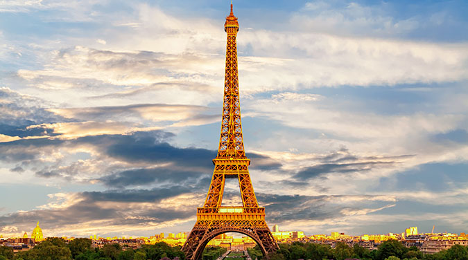 Student tour to Paris Bank Holiday 2017
