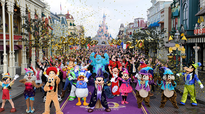 Student tour to Paris & Disneyland 2018