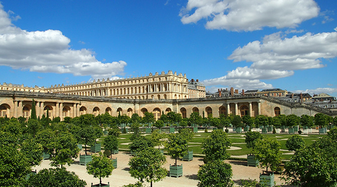 Student tour to Paris & Versailles 2017