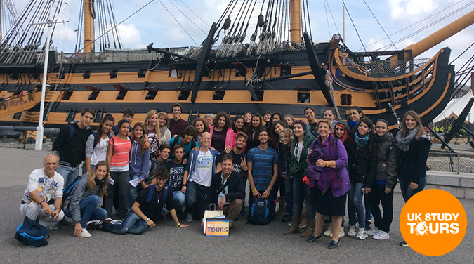 Student day tour to Portsmouth 2018