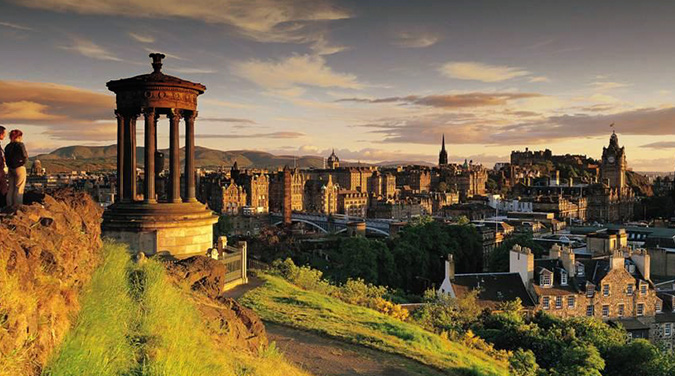 Student tour to Scotland, Edinburgh & The Highlands 2017