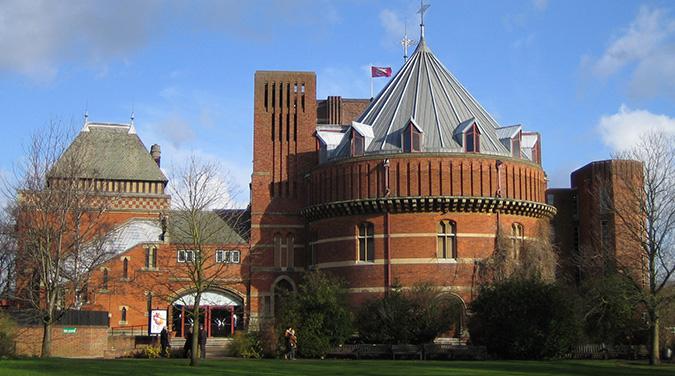 Student tour to Shakespeare's Stratford 2018