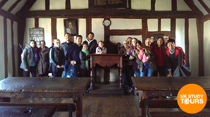 UK Study Tours in Stratford