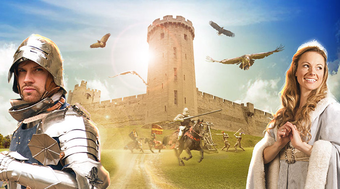 Student tour to Warwick Castle & Stratford upon Avon 2017