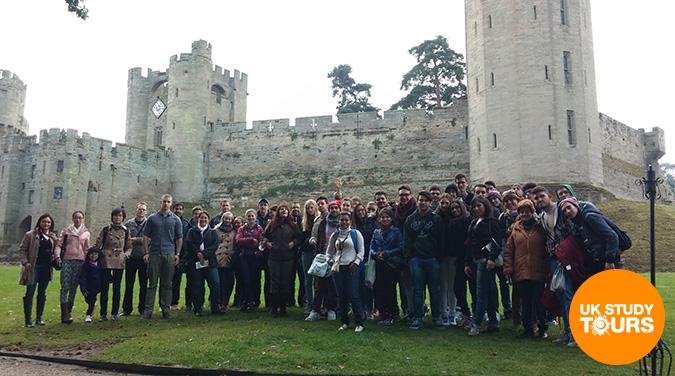 Warwick Castle & Town