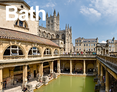 Student Tour to Bath