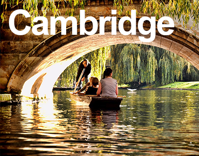 Student Tour to Cambridge