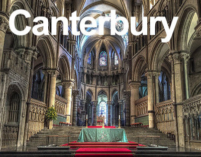 Student Tour to Canterbury