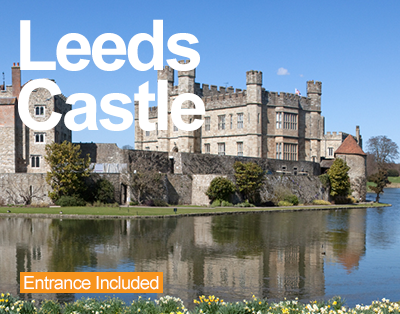 Best Student Travel to Leeds Castle