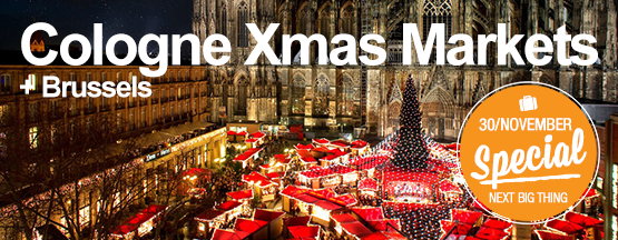 Student tour to Cologne Christmas Markets & Brussels 2017