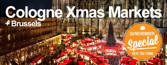 Cologne Xmas Markets 2018