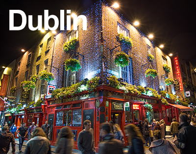 Best Student Travel to Dublin