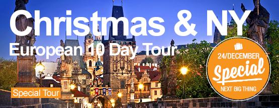 European 10 Days Tour