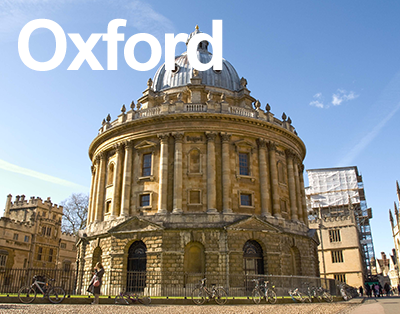 Student Tour to Oxford