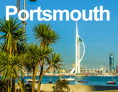 Best Student Travel to Portsmouth