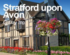 Best Student Travel to Stratford upon Avon