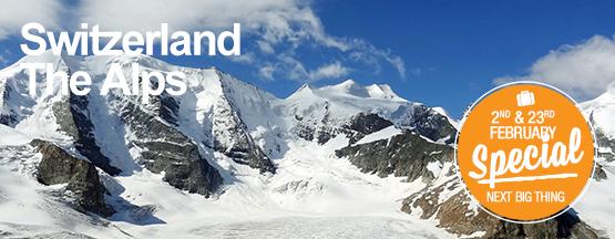 Switzerland & The Alps Student Tour