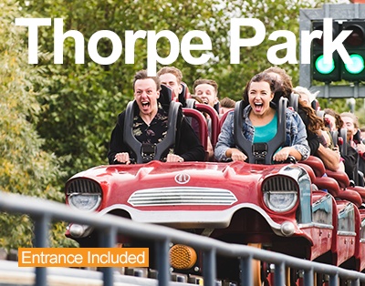 Student Tour to Thorpe Park