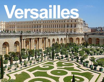 Student Travel Versailles