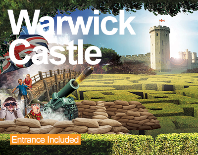 Student Tour to Warwick Castle
