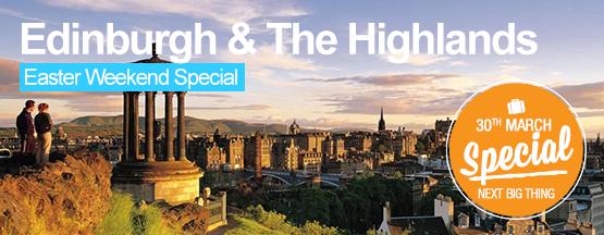 Scotland Edinburgh & The Higlands