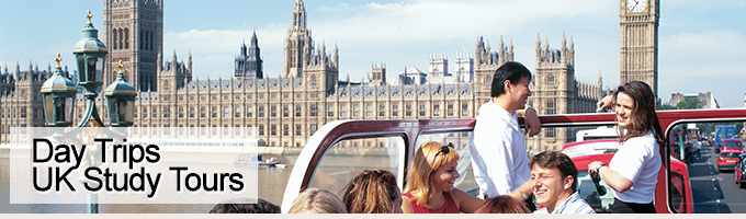 Day Student Tours - Day Trips - UK Study Tours